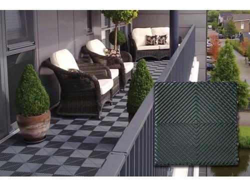einen neuen pvc boden verlegen sie selber mit pvc klickfliesen schon ab 5 80. Black Bedroom Furniture Sets. Home Design Ideas