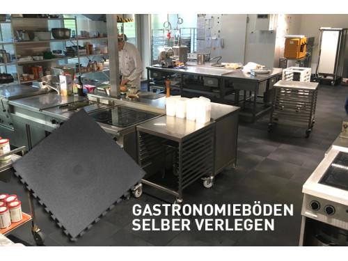 Gastronomieböden und Küchenböden-selbst verlegen