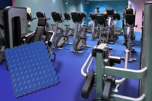 Fitnessboden