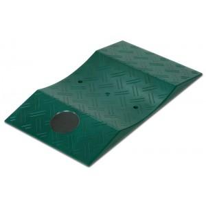Reifenschoner grün