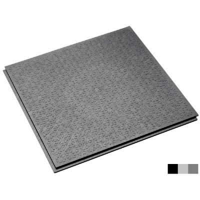 Gastronomieboden für Nassbereiche R13-V6 Rutschhemmung grau