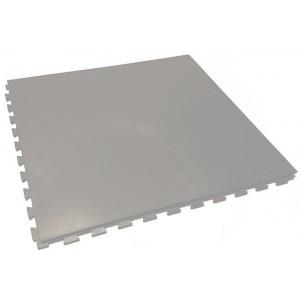 Industrieboden Klickfliese Flieslinienstruktur grau 10 mm