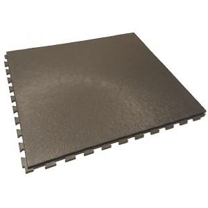 Industrieboden Klickfliese Extra schwer anthrazit 15 mm