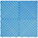 Balkonfliesen-Terrassenfliesen BoDeck blau