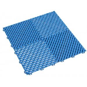 Balkonfliese blau