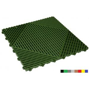 Balkon- und Terrassenboden BoClassic grün