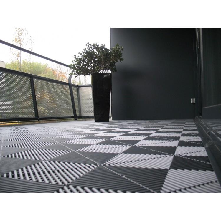 balkonboden clevere balkon klickfliesen. Black Bedroom Furniture Sets. Home Design Ideas