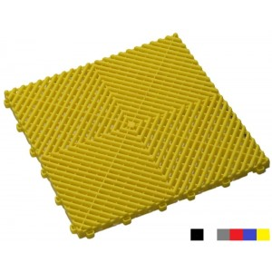 Garagenboden BoDeck 18 mm gelb