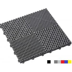 Garagenboden BoDeck 18 mm grau