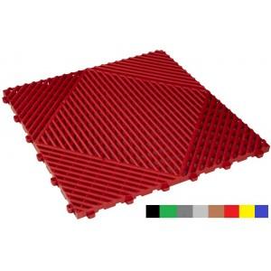 Balkon- und Terrassenboden BoClassic rot