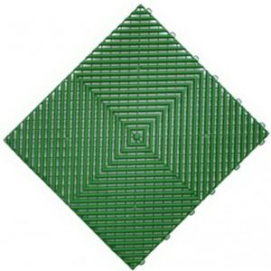 Messeboden offen grün