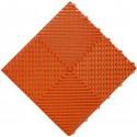 Messeboden offen orange