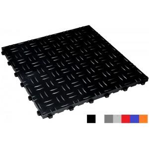 Garagenboden BoDiamond 18 mm schwarz