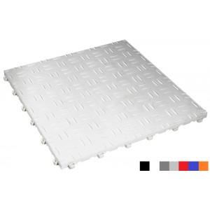 Garagenboden BoDiamond 18 mm weiß