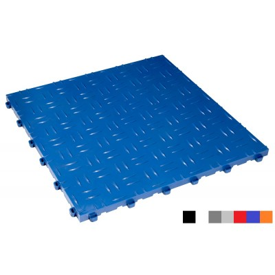 Fitnessboden BoDiamond 18 mm blau