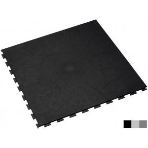 Fitnessboden 7 mm schwarz