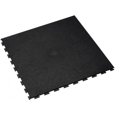 Garagenbodenfliese 7 mm schwarz