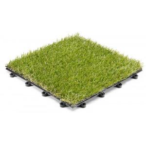 Vorzeltteppich- Klickfliesen Kunstrasen