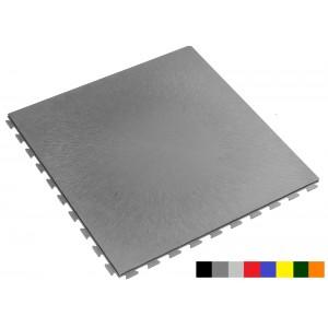 Fitnessboden wasserdicht grau 7 mm