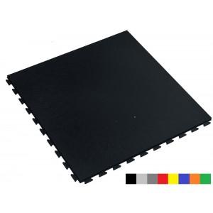 Fitnessboden wasserdicht schwarz 7 mm