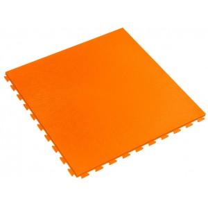 Gastronomiebodenfliese wasserdicht orange 7 mm