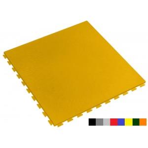 Industrieboden Klickfliese wasserdicht gelb 7 mm