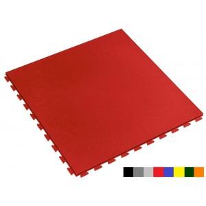 Industrieboden Klickfliese wasserdicht rot 7 mm