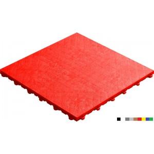 Fitnessboden BoPelle 18 mm rot