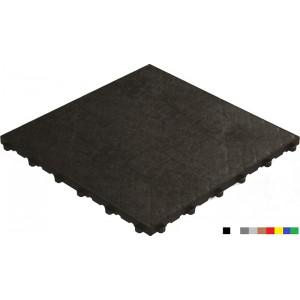 Fitnessboden BoPelle 18 mm schwarz