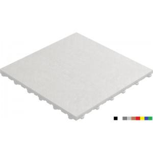 Fitnessboden BoPelle 18 mm weiß