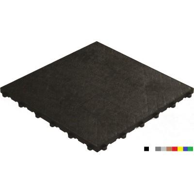 Garagenboden BoPelle 18 mm  schwarz
