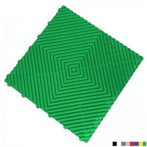 Garagenboden BoPlano 18 mm grün