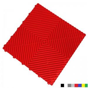 Garagenboden BoPlano 18 mm rot