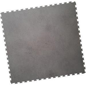 Gewerbeboden-PVC Klickfliese-mit Betonlook