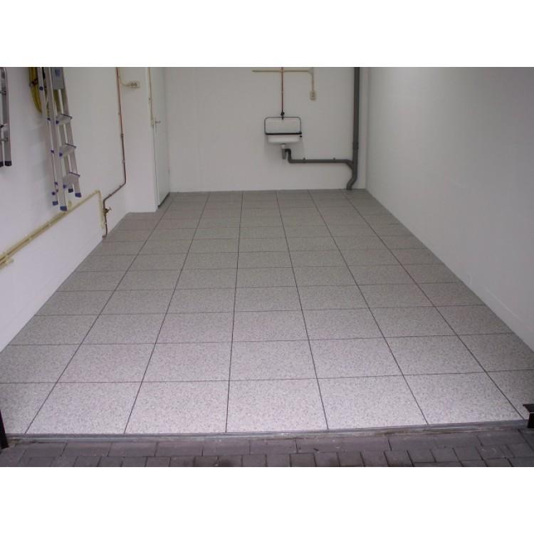 restposten pvc fliesen f r garage. Black Bedroom Furniture Sets. Home Design Ideas