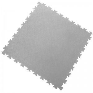 ESD Klickfliese-7 mm-hellgrau