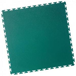 Industrieboden-PVC Klickfliese gekornt-7mm-grün